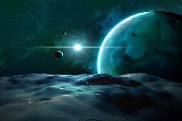 Paisaje estelar