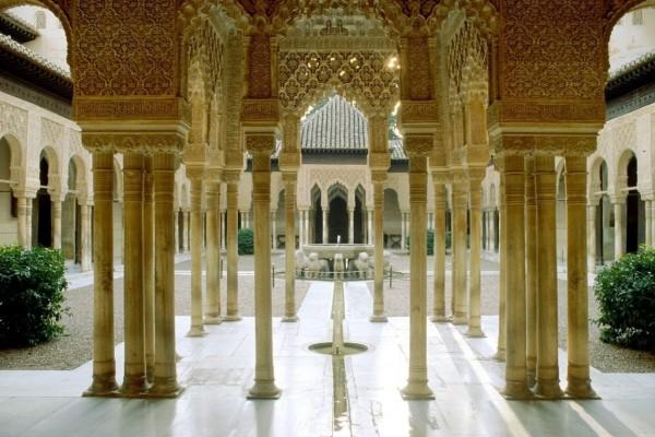 La Alhambra de Granada (España)