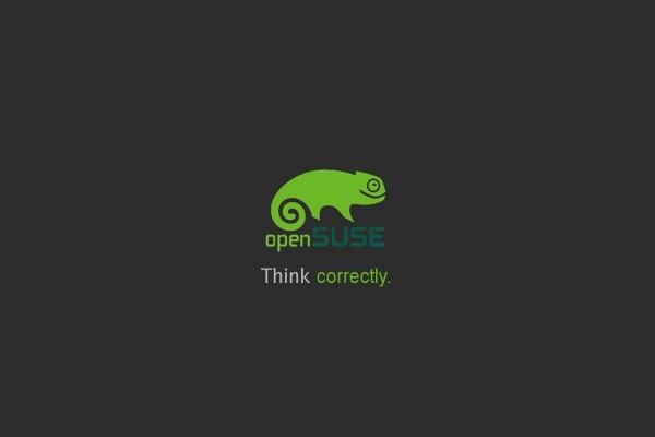 openSUSE. Pensar correctamente