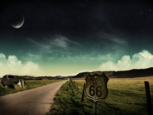 Postal: Ruta 66