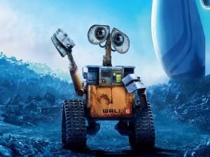 Postal: WALL-E te saluda