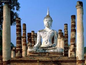 Ruinas de Sukhothai (Tailandia)