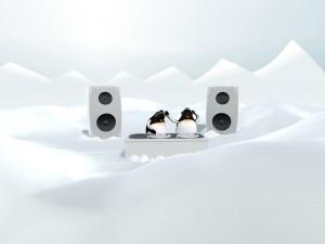 Pingüinos DJs