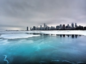 Ciudad helada