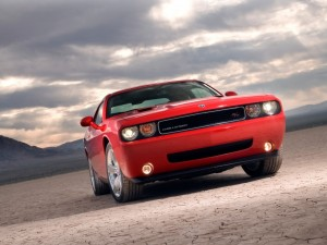 Postal: Dodge Challenger