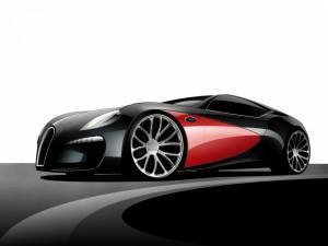 Postal: Bugatti 2008