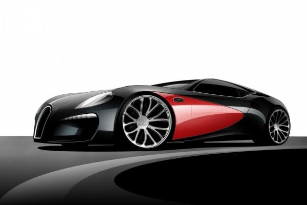 Bugatti 2008