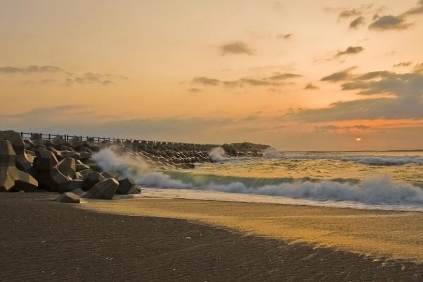 Costa de Misawa, Japón