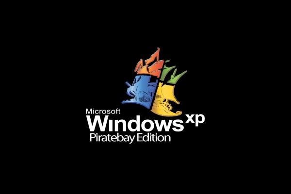 Windows XP Piratebay Edition