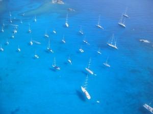 Reunión de barcos