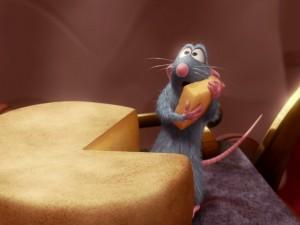 Ratatouille con su queso