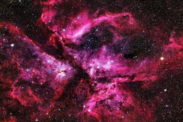 Nebulosa de la Quilla