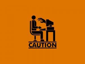 Cuidado con el ordenador
