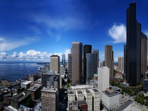 Panorámica de Seattle