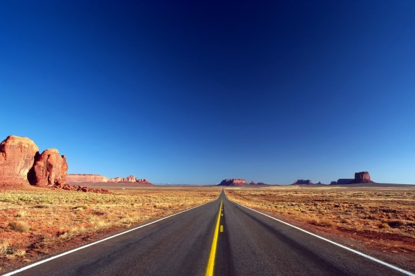 Carretera al Oeste