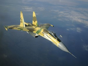 Postal: Sukhoi Su-35S