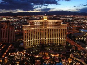 Hotel-casino Bellagio, en Las Vegas