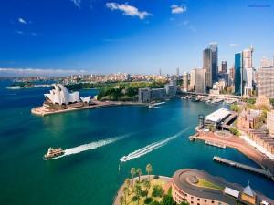 Bahía de Sídney (Australia)