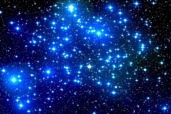 Cielo muy estrellado
