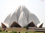 Templo del loto, Nueva Delhi