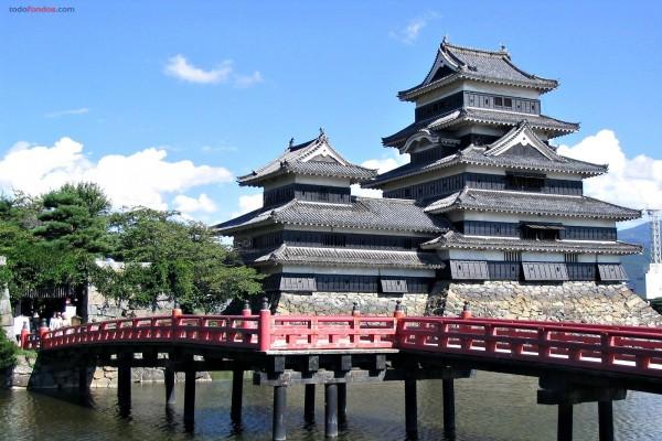 Castillo Matsumoto, Japón