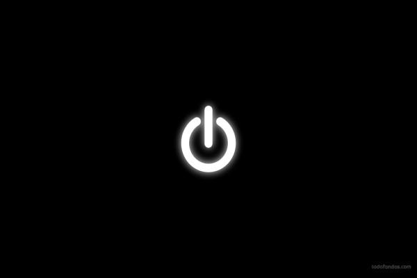 Botón de encendido