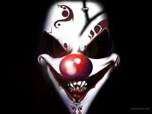 Postal: Joker vampiro