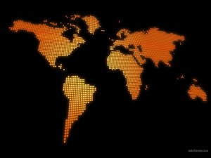 Postal: El Mundo