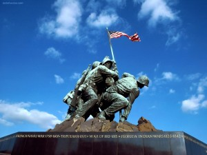 Marine Corps War Memorial (Virginia)
