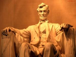 Postal: Abraham Lincoln