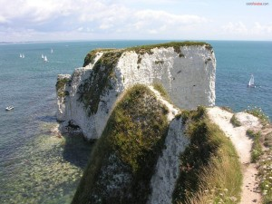 Old Harry Rocks (Inglaterra)