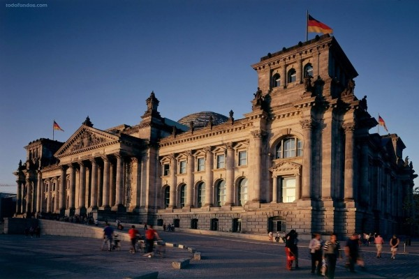 Edificio del Reichstag (Berlín)