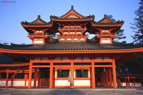 Santuario Heian Jingu (Japón)