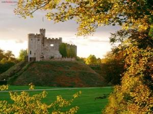 Castillo de Cardiff (Gales)