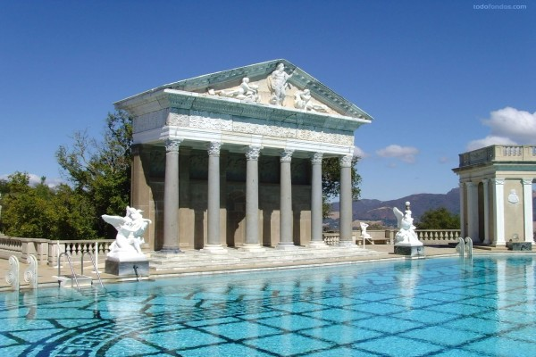 Hearst Castle (California)