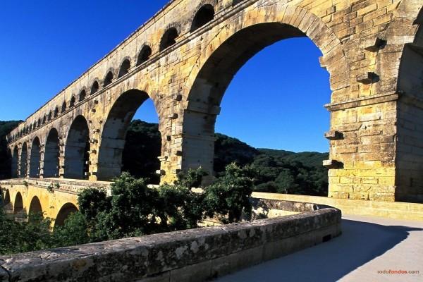 Puente del Gard (Francia)