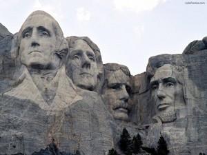 Monte Rushmore (Dakota del Sur)