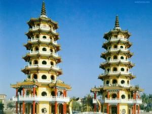 Pagodas del Dragón y el Tigre (Taiwán)