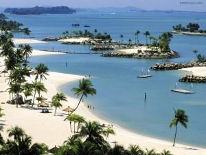 Postal: Isla Sentosa (Singapur)