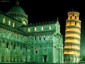 El Duomo y la Torre inclinada (Pisa, Italia)
