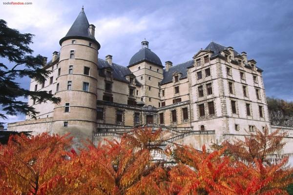 Castillo de Vizille (Francia)