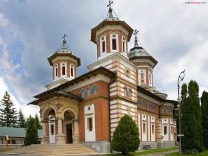 Monasterio de Sinaia (Rumanía)
