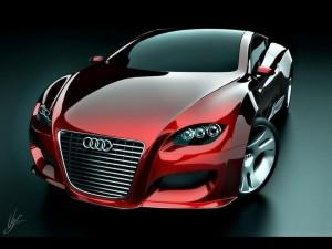 Postal: Audi Concept
