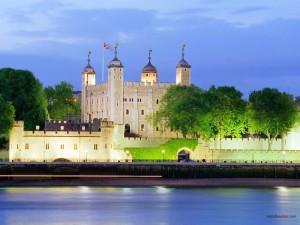 Postal: Torre de Londres