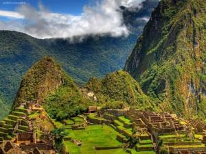 Postal: Machu Picchu