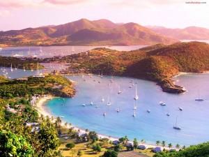 Postal: Antigua (Antigua y Barbuda)