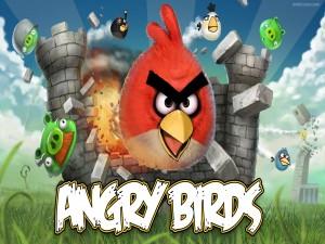 Postal: Angry Birds