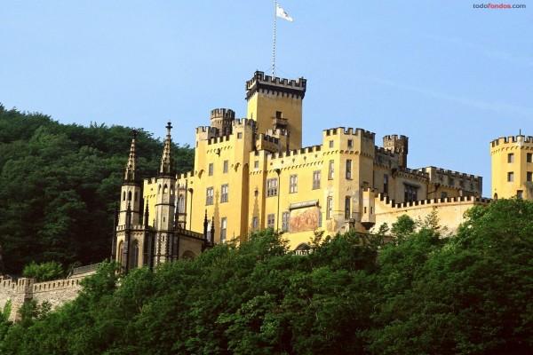 Castillo de Stolzenfels (Coblenza, Alemania)