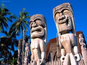 Puʻuhonua o Hōnaunau National Historical Park (Hawái)