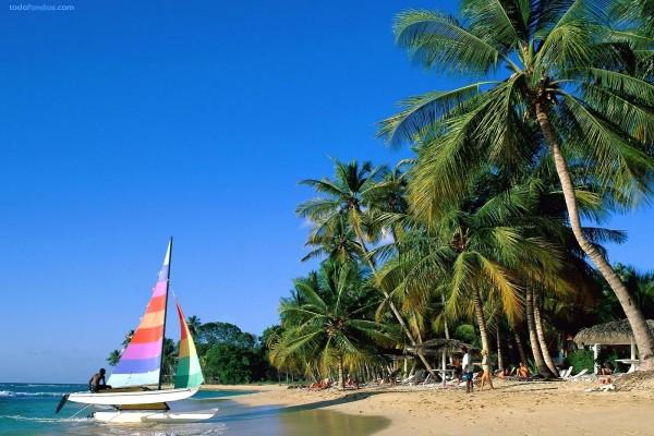 Playa en Barbados